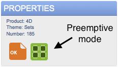 New icon in documentation