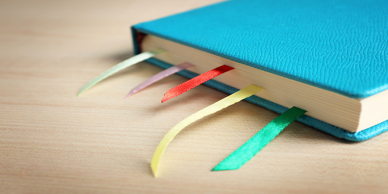 4D Write Pro bookmarks