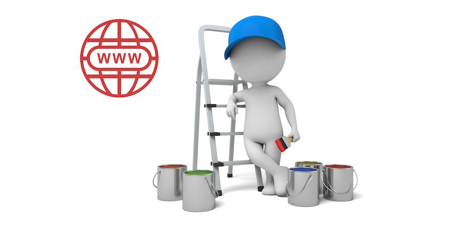 refactoring web area