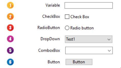 4D UI: tab order by programming