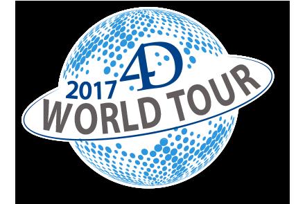 4D World Tour 2017