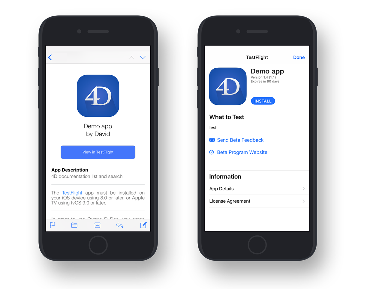 How to Beta Test iOS Apps Using TestFlight – 4D Blog