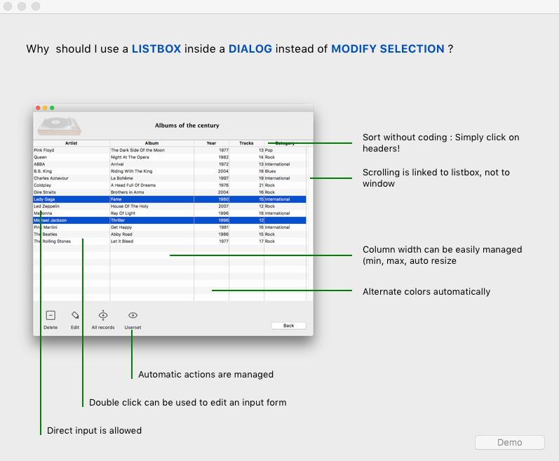 listboxVSModifySelection