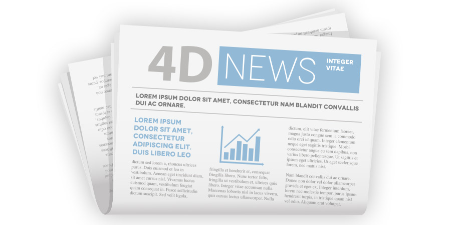 4D News with 4D Write Pro multi column